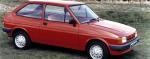 Ford Fiesta Mk2, 1983-1989