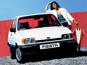 Ford Fiesta Mk2. Foto: Ford