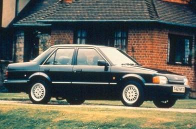 Ford Orion Mk2 1600E
