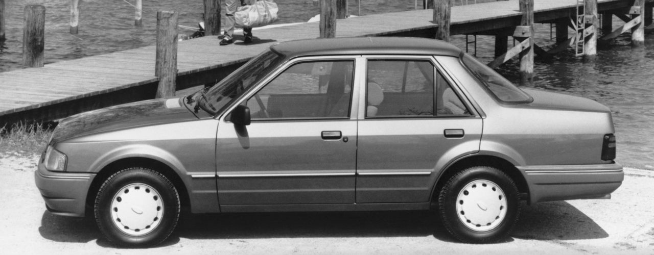 Ford Orion Mk2. Foto: Ford Motor Company
