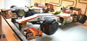 HRT F112. Foto: Aaron Castellano - Madrid Motor Days, Diciembre de 2013