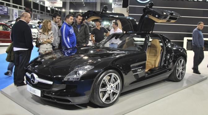 "<span class=""entry-title-primary"">Mercedes-Benz SLS AMG, 2010-2014</span> <span class=""entry-subtitle"">Coupé / Descapotable de 2 puertas obra de Mercedes-AMG homologado para FIA GT3</span>"
