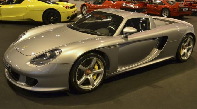 """<span class=""""entry-title-primary"""">Porsche Carrera GT , 2003-2006</span> <span class=""""entry-subtitle"""">Roadster de 2 puertas</span>"""