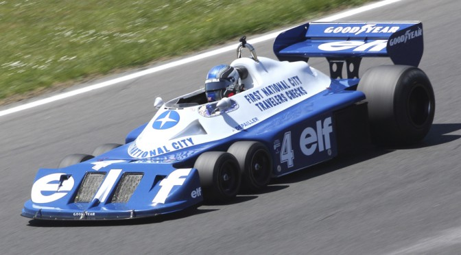 "<span class=""entry-title-primary"">Tyrrell-Ford P34B, 1977</span> <span class=""entry-subtitle"">Elf Team Tyrrell - Temporada 1977</span>"