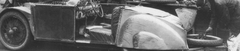 1925- Historia de Chenard & Walcker. Tank N50