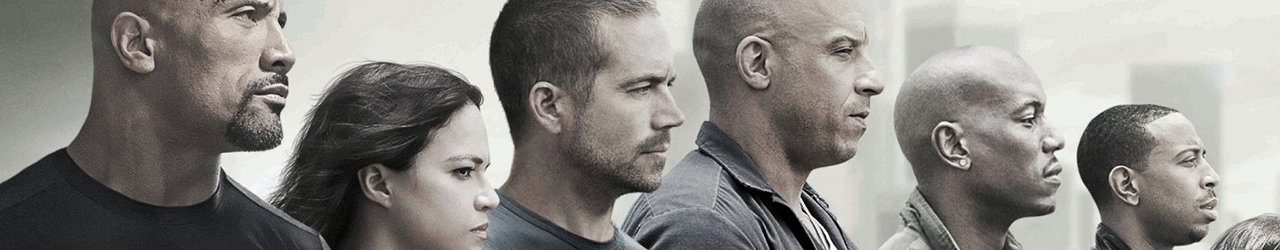Póster The Fast & The Furious 7