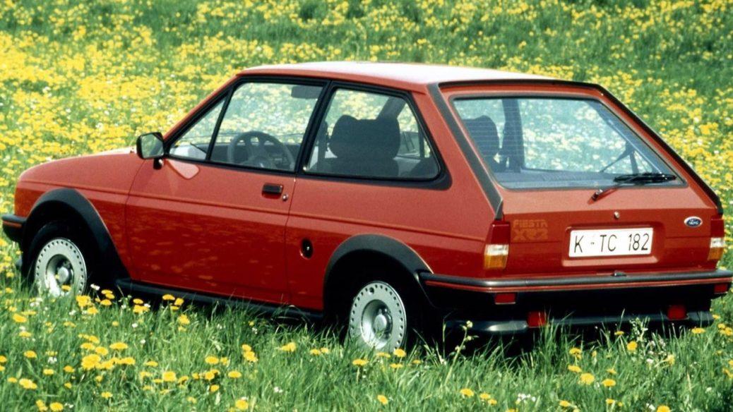 XR2, Foto de catálogo