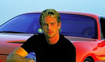 Paul Walker. The Fast The Furious