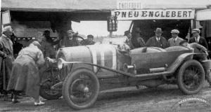 Raoul Bachmann & Christian Dauvergne, Chenard & Walcker 3-litre, 24 Horas de Le Mans de 1923