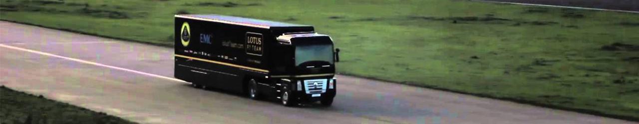 Fotograma, récord Guiness de salto con camión.