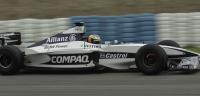 Williams-BMW FW22, Ralf Schumacher en los test en el Circuito de Jerez, Foto: BMW AG