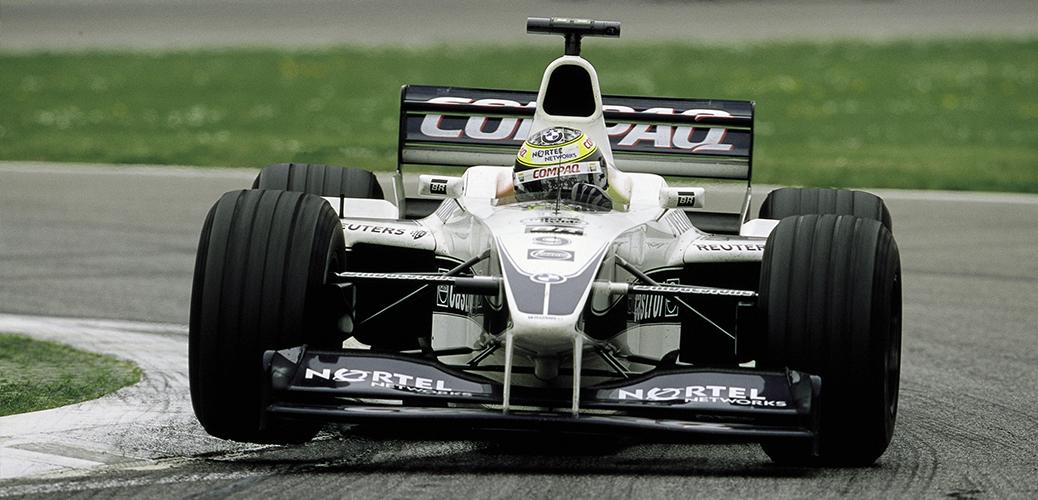 Ralf Schumacher en el Gran Premio de San Marino, Foto: BMW AG