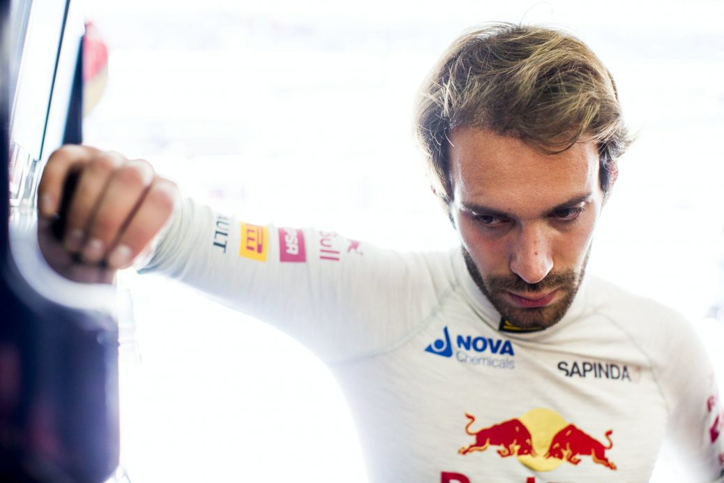 Jean-Eric Vergne. Foto: Peter Fox/Getty Images (Red Bull Content Pool)