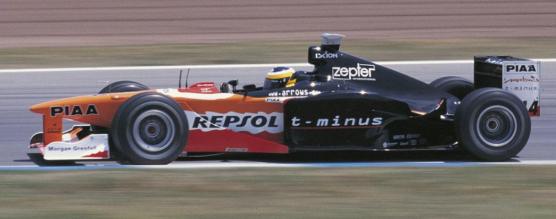 Arrows A20, Gran Premio de España, Foto: Repsol