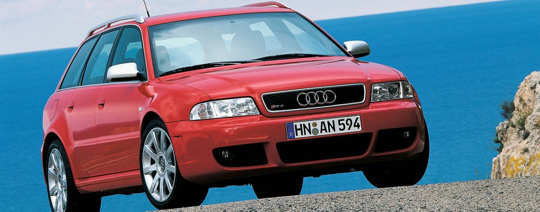 Audi RS4, Foto: Audi AG