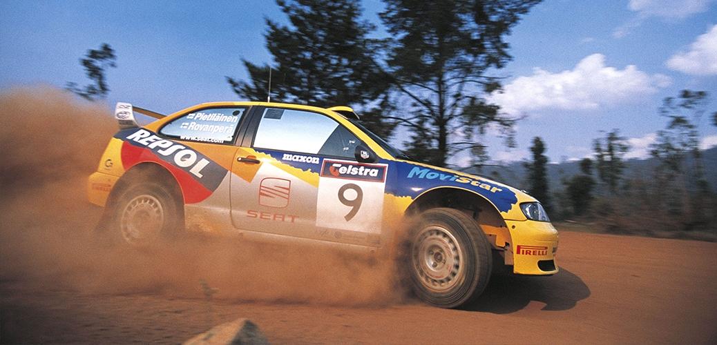 Seat Cordoba WRC, Rally de Australia, Harri Rovanperä, Foto: Repsol