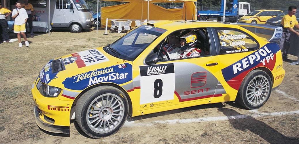 Seat Cordoba WRC, Rally Córcega, Toni Gardemeister, Foto: Repsol