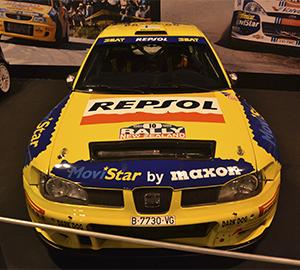 Seat Cordoba WRC Evolution 2, Madrid Motor Days, Foto: Aaron Castellano