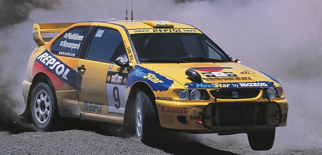 Seat Cordoba WRC, Rally Safari, Harri Rovanperä, Foto: Repsol