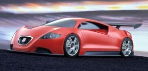 SEAT Cupra GT. Prototipo. SEAT