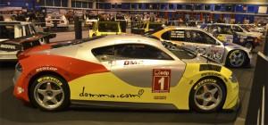 SEAT Cupra GT. Foto: Aaron Castellano – Madrid Motor Days, Diciembre de 2013