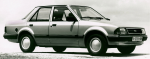 Ford Orion Mk1, 1983-1986