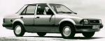 Ford Orion Mk1, 1983-1986