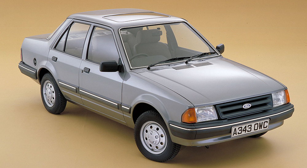 Ford Orion Mk1. Foto: Ford