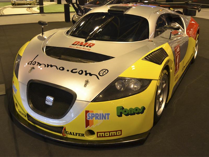 SEAT Cupra GT Nº1 (2004) de Vivancos/Gené . Foto: Aaron Castellano – Madrid Motor Days, Diciembre de 2013