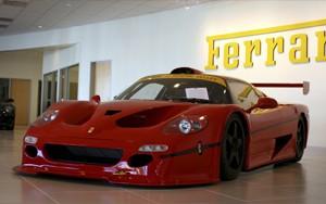 F50 GT. Obtenida en la web. Origen desconocido