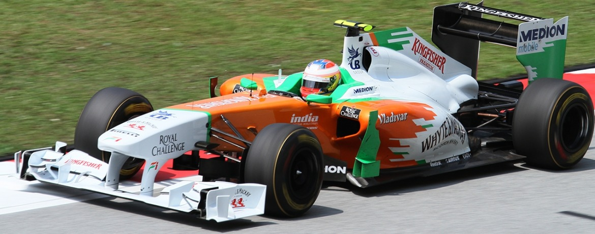 Force India VJM-04, Foto: Morio, Lic. Creative Commons 3.0