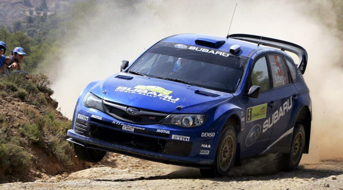"<span class=""entry-title-primary"">Subaru Impreza WRC2008, 2008</span> <span class=""entry-subtitle"">Berlina 5 puertas homologado para FIA Grupo A - Clase 8 por Prodrive</span>"