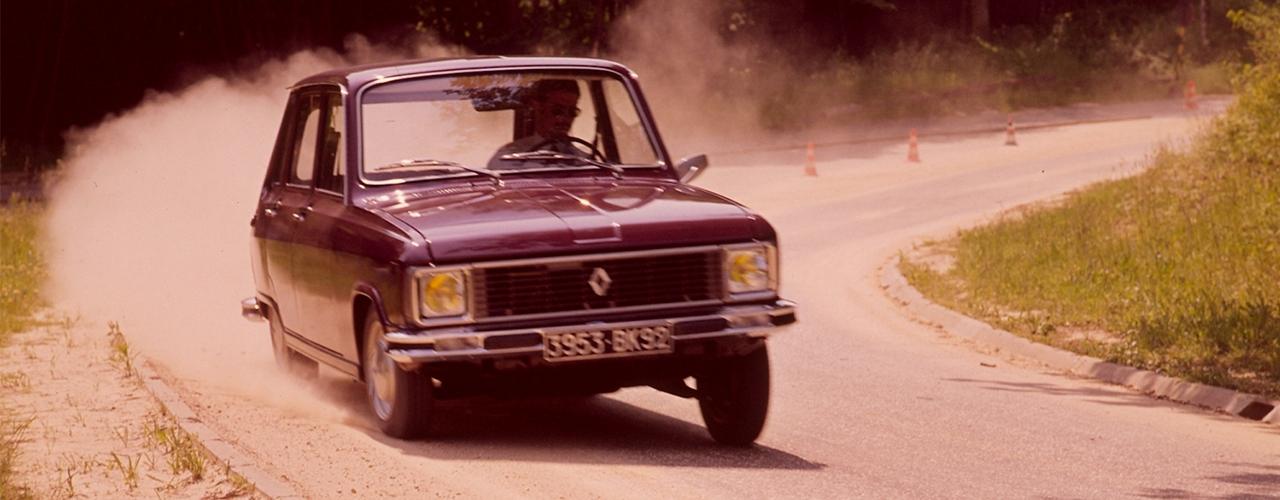 Renault 6, Foto: Renault