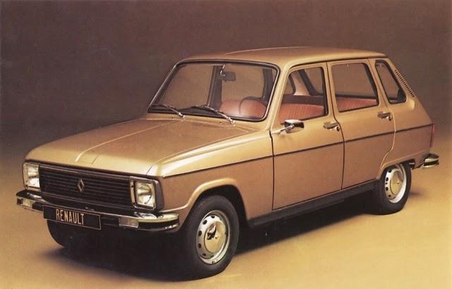 Renault 6 restyling, Foto: Renault