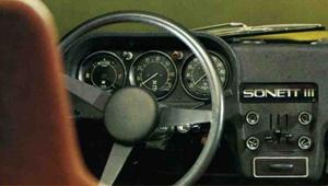 Saab Sonett III, Foto: Catálogo Suecia 1970