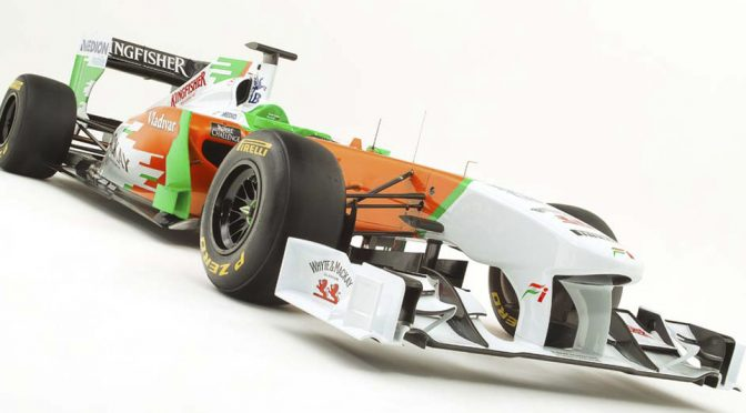 """<span class=""""entry-title-primary"""">Force India-Mercedes VJM04, 2011</span> <span class=""""entry-subtitle"""">Force India Formula One Team - Temporada 2011</span>"""
