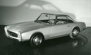 Foto: W113 230 SL Coupé. Pininfarina.