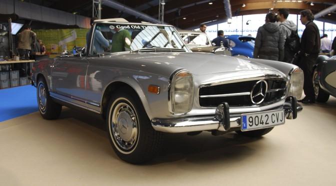 "<span class=""entry-title-primary"">Mercedes-Benz SL ""W113"", 1963-1971</span> <span class=""entry-subtitle"">Roadsterde 2 puertas obra de Paul Bracq para Mercedes</span>"