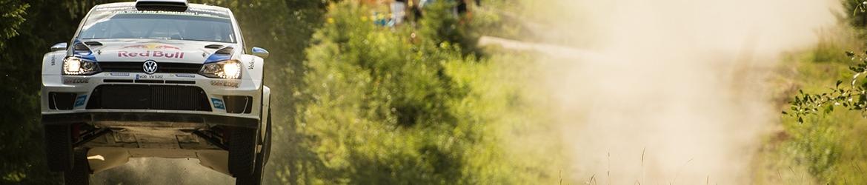 WRC 2014 Rally de Finlandia, Foto: Red Bull