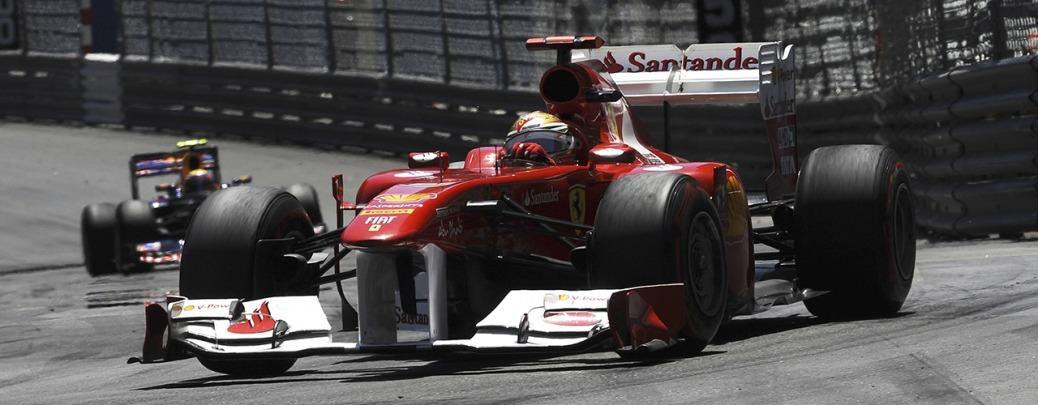 Ferrari 150th Italia, GP de Mónaco 2011, Foto:Ferrari