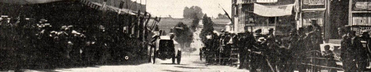 Circuit des Ardennes 1904, Grandes Premios de Automovilismo