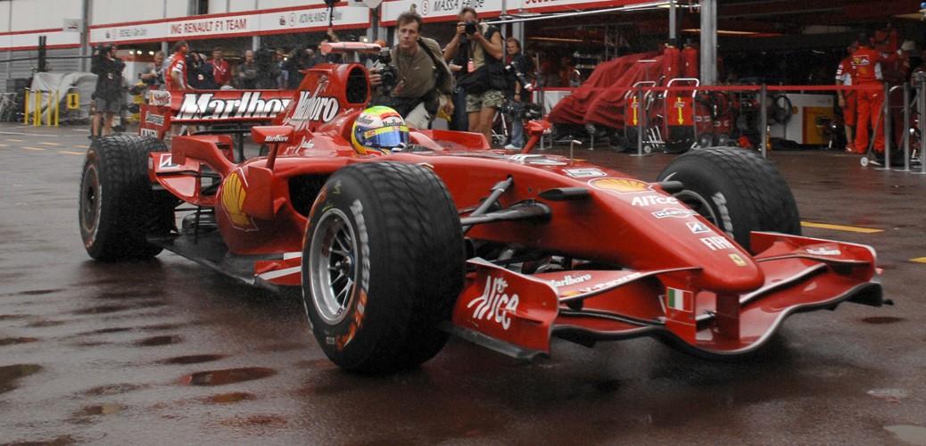Ferrari F2007, GP de Mónaco 2007, Foto: Ferrari