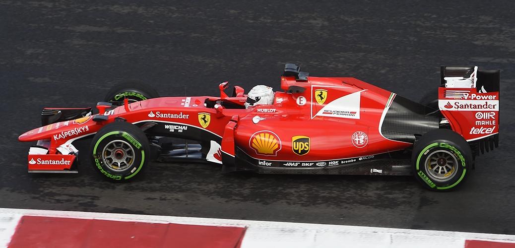 Ferrari SF15T, Gran Premio de México, Foto: Ferrari