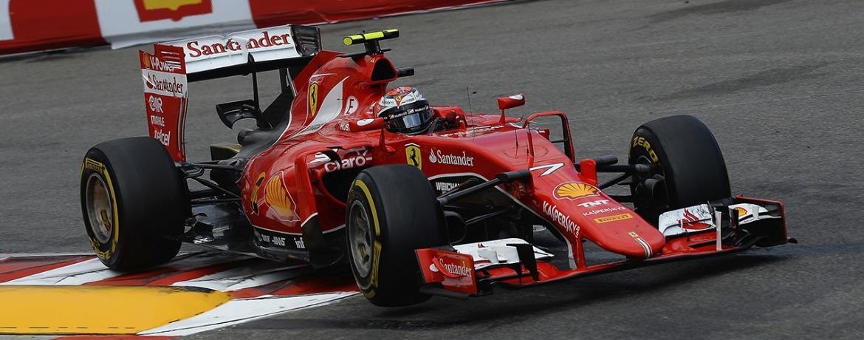 Ferrari SF15T, Gran Premio de Mónaco, Foto: Ferrari