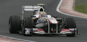 Sauber-Ferrari C30, Foto: Sauber Motorsport AG