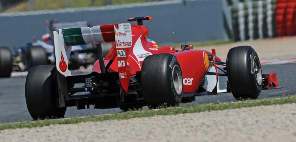 Ferrari 150th Italia, GP de España 2011, Foto:Ferrari