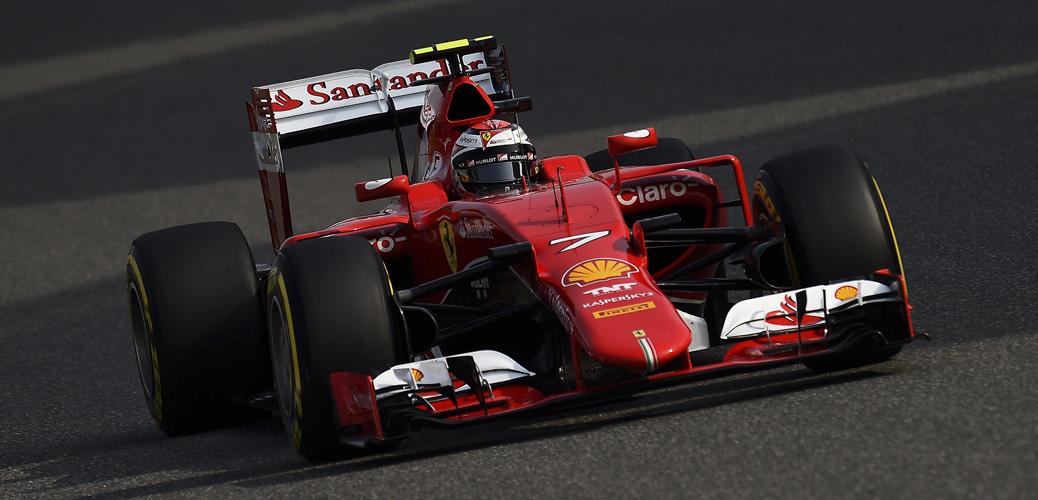 Ferrari SF15T, Foto: Ferrari