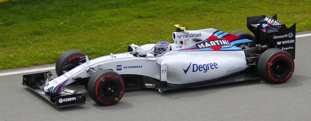 Williams-Mercedes FW37, Canadá, Foto: Veilleux79, Creative Commons 4.0