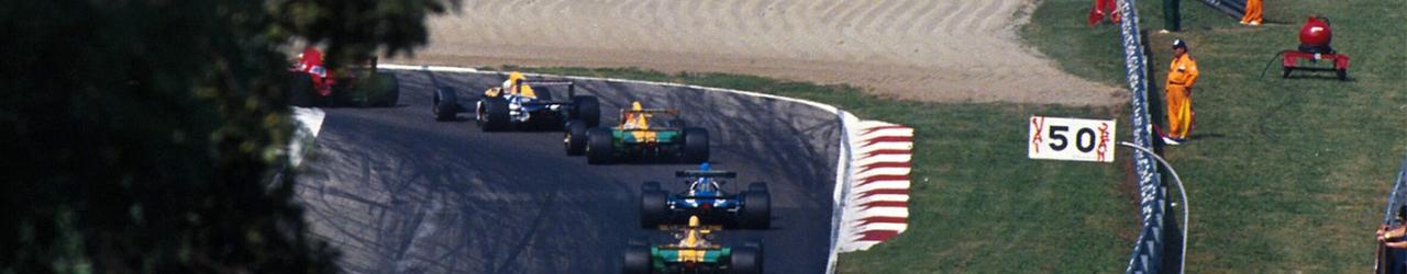 Fórmula 1 1992, Gran Premio de Italia, Foto: Dominio público