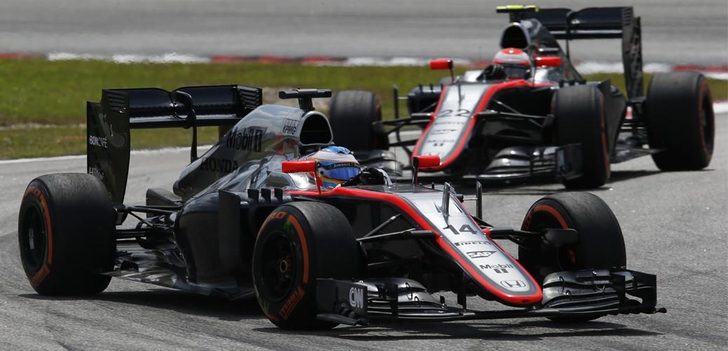 McLaren-Honda MP4-30, McLaren Technology Group Limited